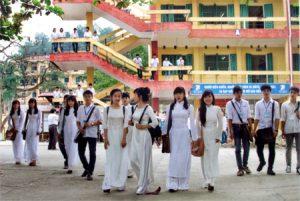 Chương trình đào tạo ôn thi đại học cho học sinh khóa 2017 – 2018