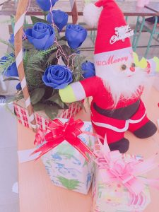 Không khí Noel tràn ngập Trường THPT Nguyễn Công Hoan