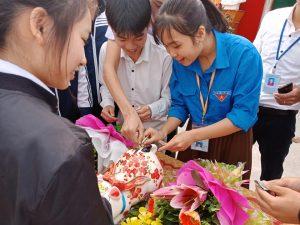 Lễ mít tinh kỉ niệm 87 năm ngày thành lập đoàn TNCS Hồ Chí Minh (26/3/1931 – 26/3/2018).