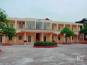 Cơ sở 2 trường THPT Nguyễn Công Hoan
