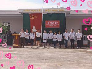 Lễ tổng kết năm học 2017- 2018