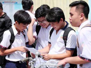 Đề xuất mới về cách chấm thi THPT quốc gia năm 2019
