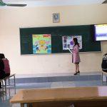 Thao giảng môn Vật Lý 11- cô Trần Thị Mai