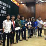 """Trường THPT Nguyễn Công Hoan tham gia chương trình """"Hiến máu tình nguyện"""""""