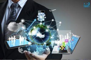 Ứng dụng thực tế ảo tăng cường trong giáo dục (AR EDUCATION)