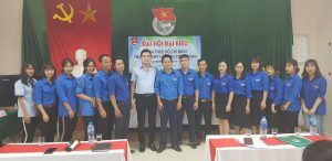 Đại hội Đoàn TNCS Hồ Chí Minh trường THPT Nguyễn Công Hoan lần thứ VIII nhiệm kì 2019 – 2020