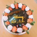 Những điều ngọt ngào nhất của tuổi 15- Sinh nhật của Chi đoàn 10A4