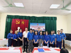 Đại hội Đoàn TNCS Hồ Chí Minh trường THPT Nguyễn Công Hoan lần thứ IX nhiệm kì 2020 – 2021